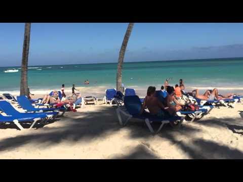 Пунта Кана январь 2016 Barcelo Dominican Beach 4*  IДоминикана,  Пунта Кана,