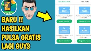 Video TERBARU APLIKASI DANA BONUS !! PENGHASIL PULSA GRATIS TERBARU & LEGIT 2018 download MP3, 3GP, MP4, WEBM, AVI, FLV Juli 2018