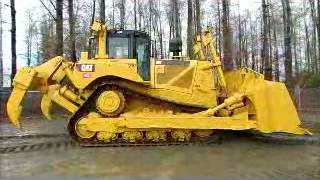 For Sale 2010 Caterpillar D8T Dozer Crawler Tractor Ripper Cab A/C bidadoo.com