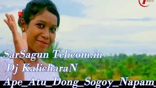 New Santali Dj Song 2018 II Ape Atu Dong Sogoy Napam II Dj KalicharaN