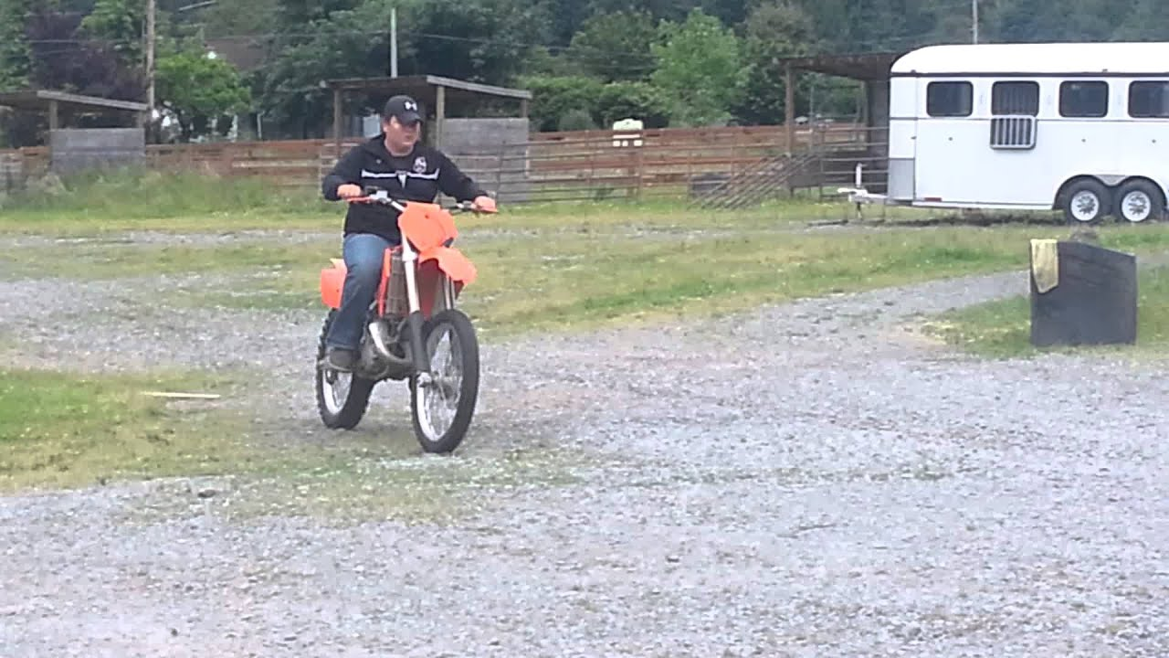 ktm 125sx for sale - youtube