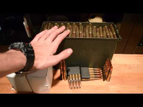 Opening a Case of 30-06 HXP