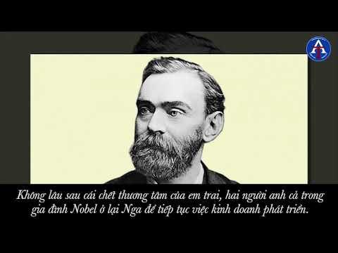 [BÀI HỌC CUỘC SỐNG] - Nhà Bác Học Alfred Nobel Và Lịch Sử Giải Nobel Huyền Thoại