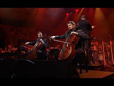 2CELLOS  The Godfather Theme  at Sydney Opera House