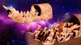 Encuentran objeto de 5.000 años de antigüedad ¿nave espacial?