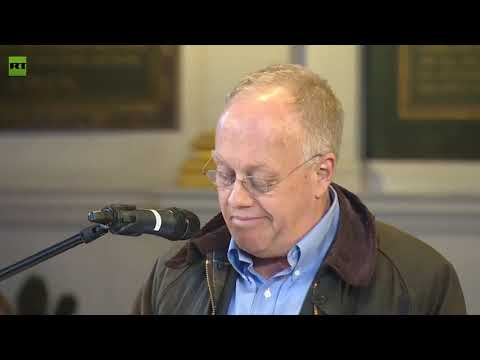 Chris Hedges - 'Imperialism on Trial - Free Julian Assange' - 12th June 2019