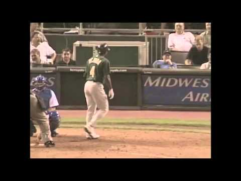"2002 Oakland Athletics - ""The Streak"" (No Music)"