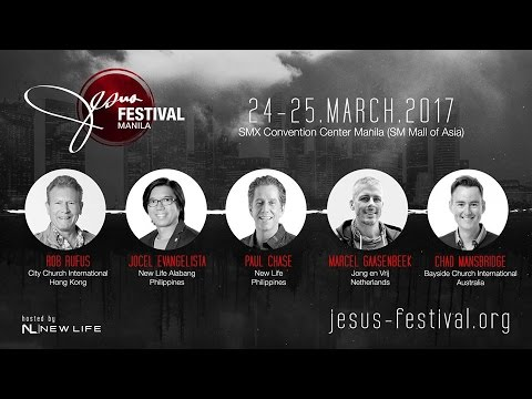CROSS CULTURE: Jesus Festival Manila 2017