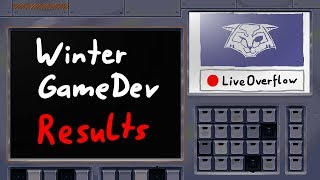Games & Results: Gynvael's Winter GameDev Challenge 2018/19