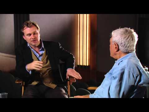 Dark Knight Trilogy Clip: Christopher Nolan Chats With Richard Donner