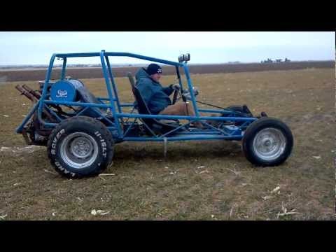 Corvair dune buggy tom heath