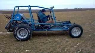Corvair dune buggy tom heath