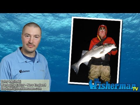 April 20, 2017 New England Fishing Report With Toby Lapinski