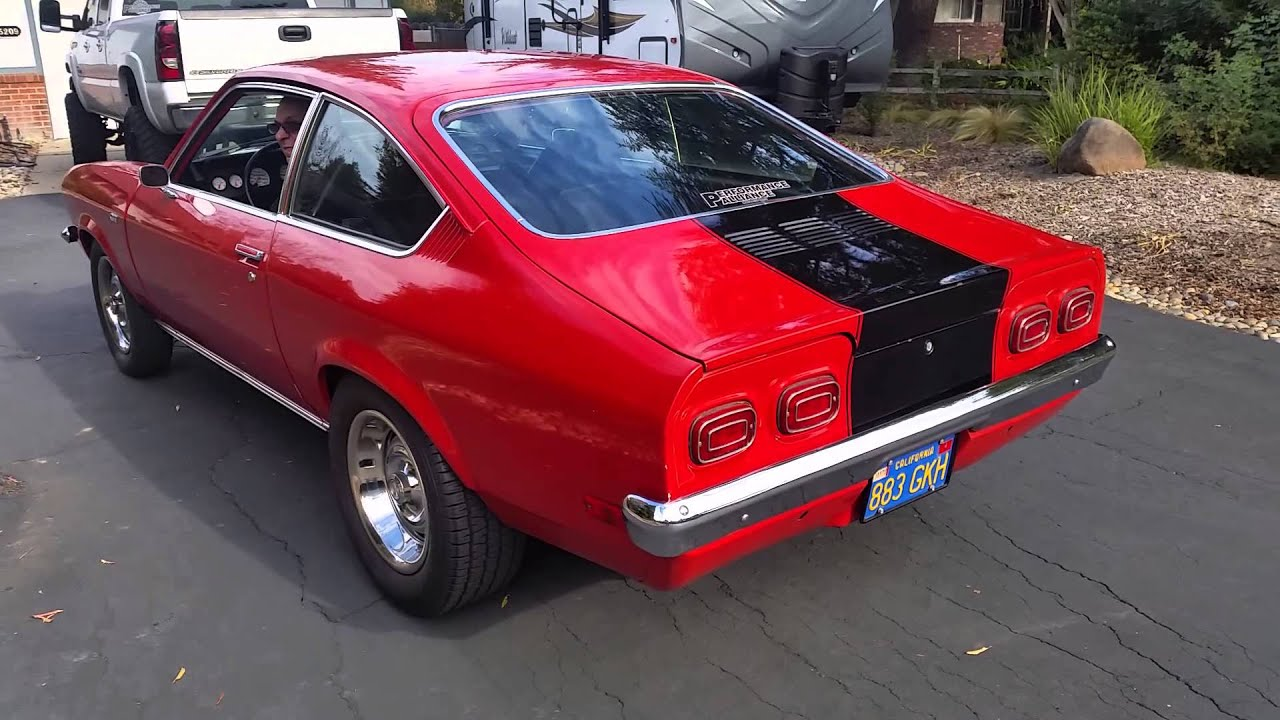 1972 chevrolet vega hot rod for sale youtube autos post. Black Bedroom Furniture Sets. Home Design Ideas