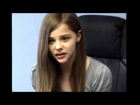 Chloë Grace Moretz Audition for Let Me In and really s her talent