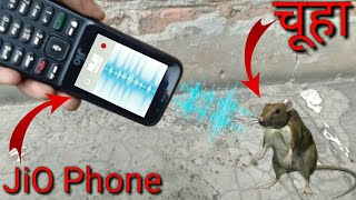 JIO phone I hear different sounds of different animals online, jio phone