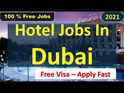 Rotana Hotel Jobs In Dubai – UAE 2021