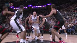 Best of Manu Ginobili in Game 5s This Postseason | May 9, 2017