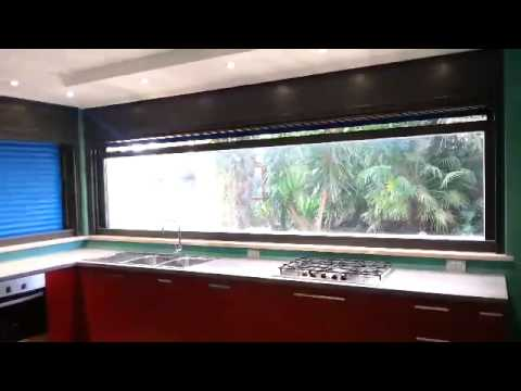 Saliscendi motorizzati in cucina motorised sash windows for Scuderi infissi