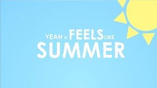 Weezer - Feels Like Summer (Lyric Video)