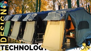 15 BIKE MINI CAMPERS and MOTORCYCLE CAMPERS | Bike Campers (Top Picks)