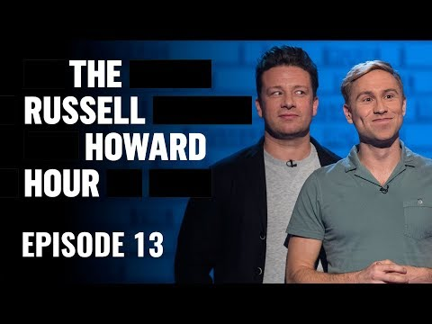 The Russell Howard Hour - Series 1, Episode 13