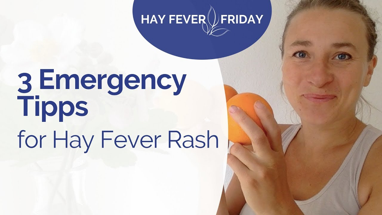 what is the best treatment for severe hay fever