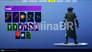 New LEAKED PLAGUE SKIN With FULL SET Coming To FORTNITE