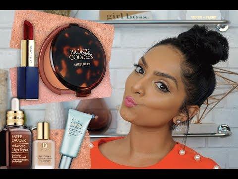 My Favorite Estee Lauder Products!   Deepica Mutyala