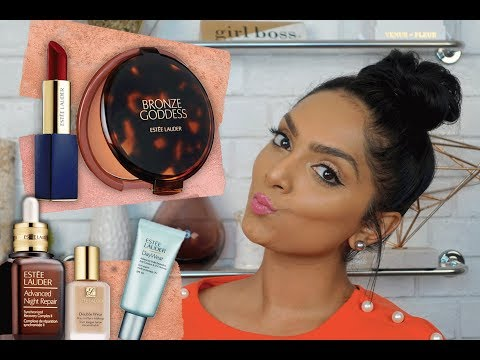 My Favorite Estee Lauder Products! | Deepica Mutyala