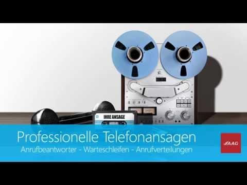 AAG Telefonansagen