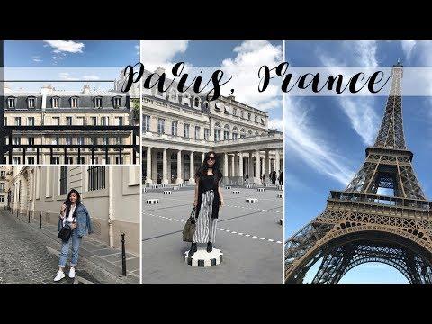 Paris, France | Eiffel Tower, Palais Royal, Soufflé | KAYNGtravels