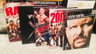 History  Of WWE 4-Disc DVD Sets