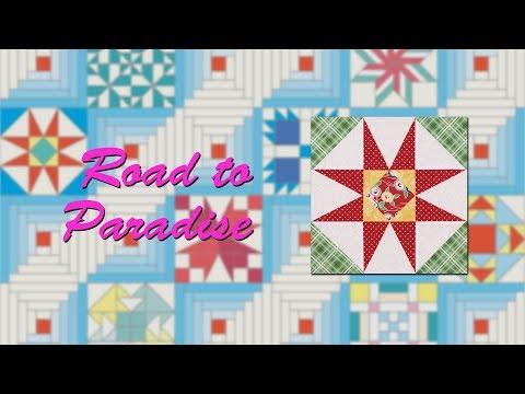 "Block Party April ""Road to Paradise & Grandma's Star"""