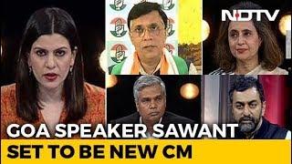 BJP's Pramod Sawant Set To Be New Goa Chief Minister thumbnail
