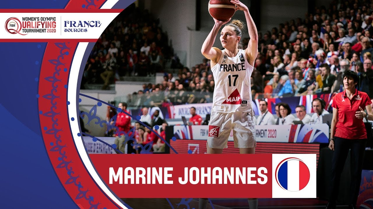 Marine Johannes (France) - Highlights