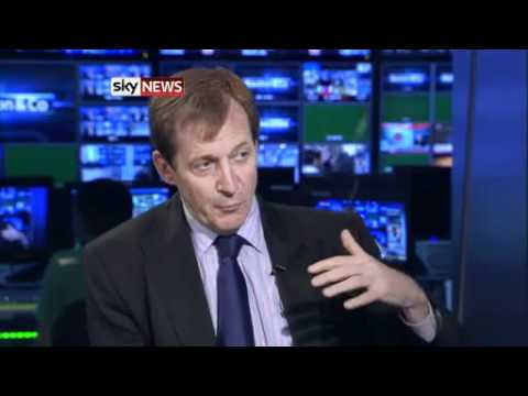 Alastair Campell Reaction to Rebekah Brooks Resignation - NOTW Phone Hacking *NEW*