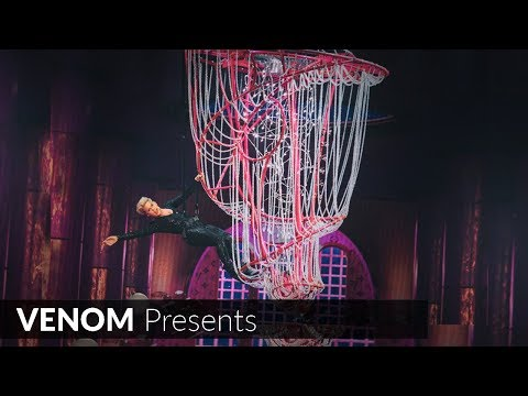 P!NK - Get The Party Started (Beautiful Trauma Tour Live 2019) (Singing Over The Chandelier)