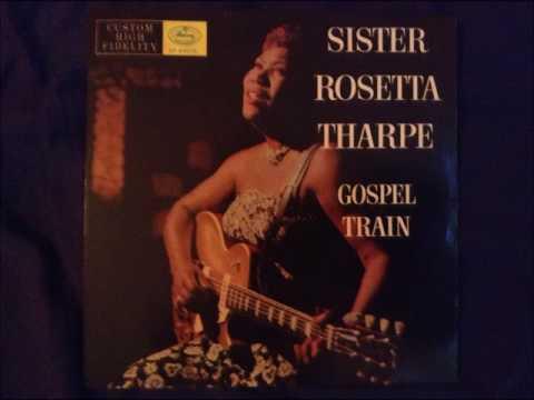 Sister Rosetta Tharpe - Jericho [MERCURY ITALIAN EP]