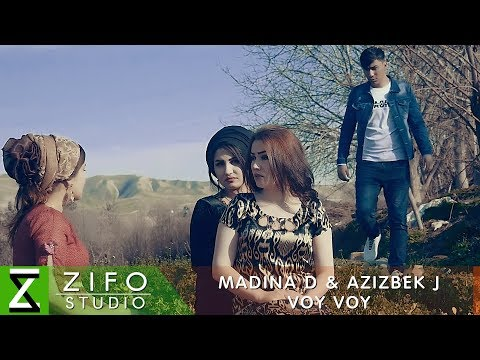 Мадина Давлатова ва Азизбек Чураев - Вой вой | Madina D \u0026 Azizbek J - Voy voy