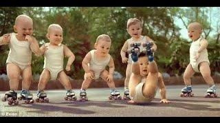 Roller babies international version -Evian - Baby nhẩy Gangnam style, Baby nhẩy nhạc sàn