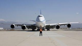 Мегазаводы  Боинг 747