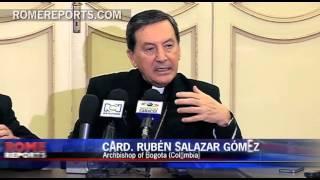 Cardinal Salazar: Pope Francis elected in wide consensus