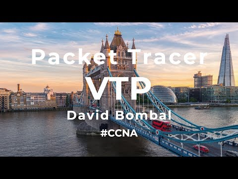 Cisco CCNA Packet Tracer Ultimate labs: VTP Configuration Lab - can you complete the lab?