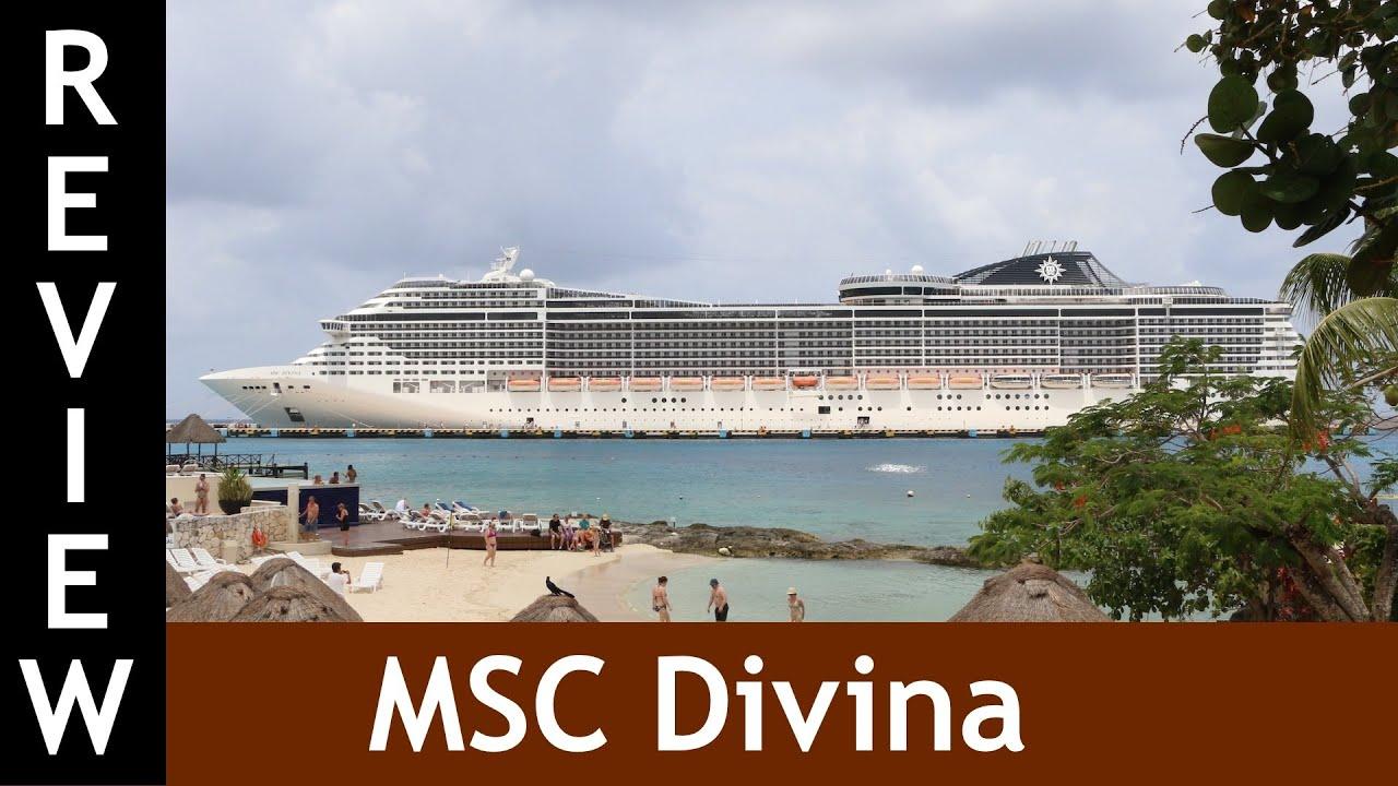 Msc Cruises Msc Divina Review Doovi