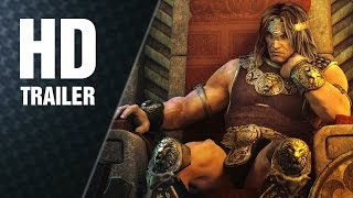 Age of Conan - Cinematic Game Trailer