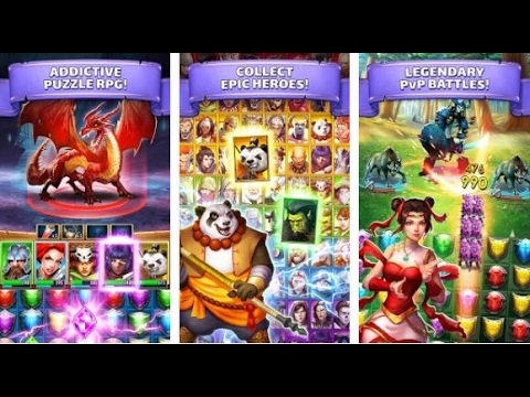 Empires & Puzzles: RPG Quest apk android, pc et ios