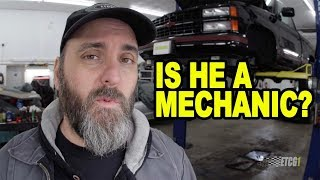 Does Ericthecarguy Still Work On Cars For A Living?