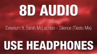 Baixar Delerium ft. Sarah McLachlan - Silence | 8D AUDIO | 8D EDM