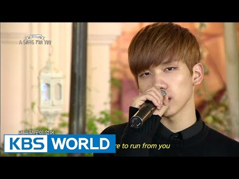 Global Request Show : A Song For You 3  Ep18 with VIXX
